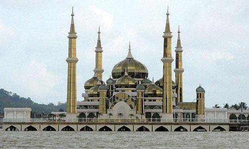 Masjid Kristal, Malaysia