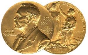 Medali Nobel Kesusasteraan