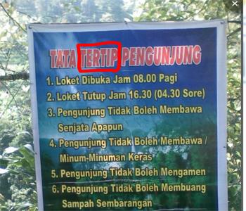AYO BERBAHASA INDONESIA | SALING BERBAGI