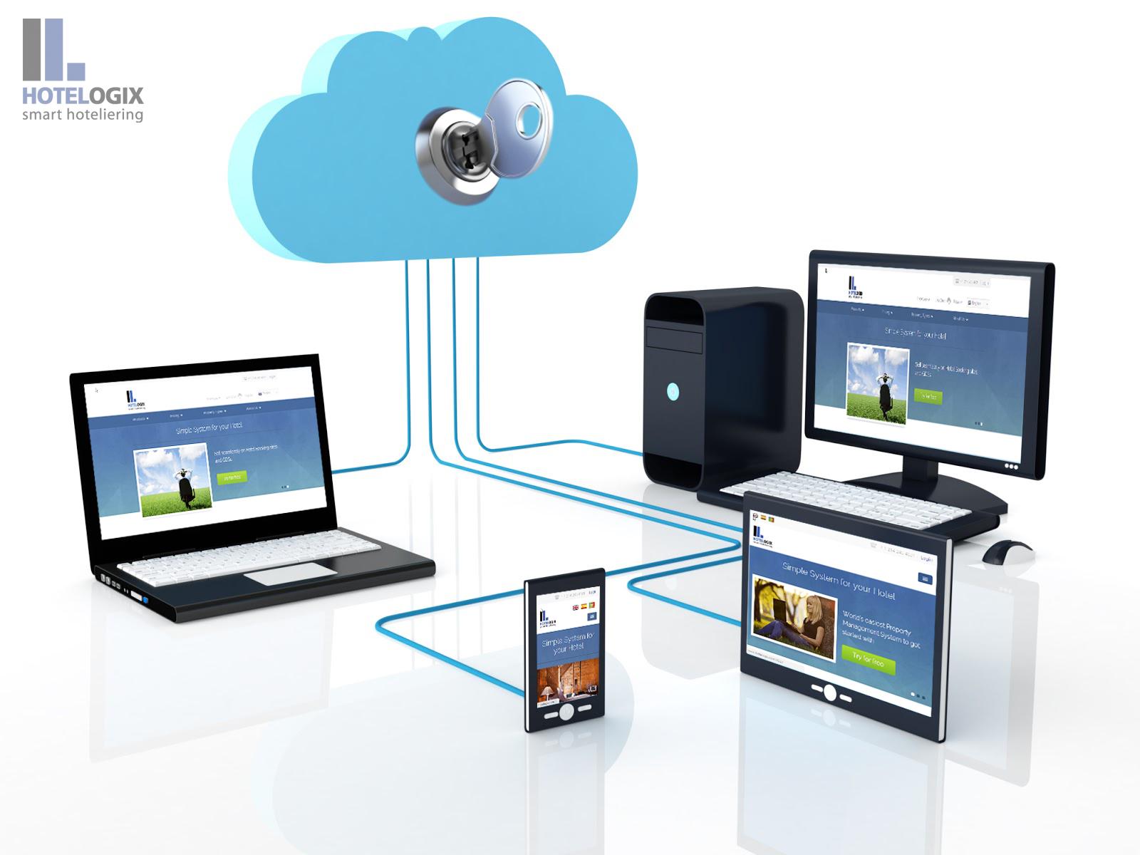 ilustrasi teknologi telematika