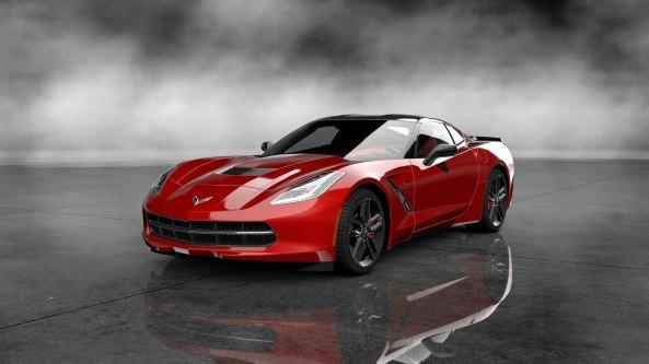 Corvette Stingrayca